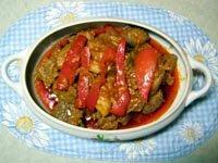 Kalderetang Kambing Batangas Food