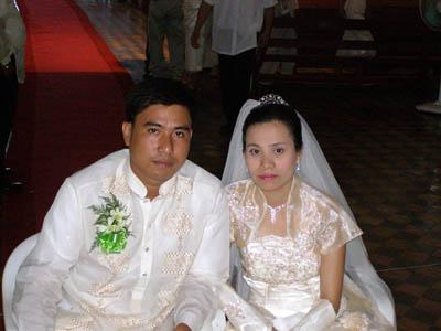 Arnold & Myra's Wedding at Basilica de San Martin de Tours, Taal Batangas.