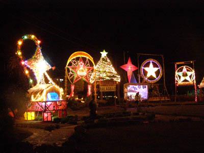 Alitagtag Batangas Christmas Parol Making Contest