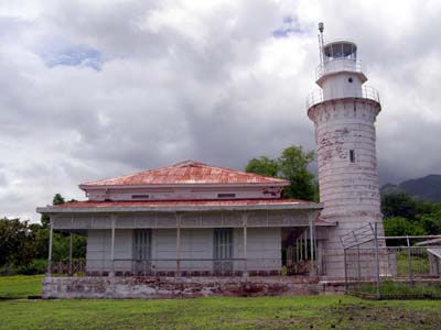 Cape Malabrigo Lighthouse Lobo Batangas