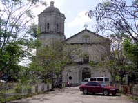 Immaculate Conception Church in Bauan - Places to see