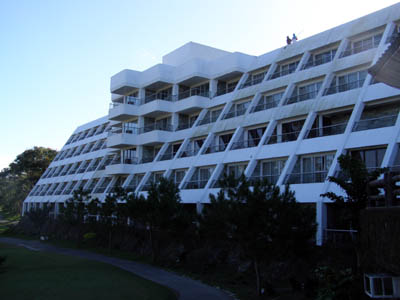Evercrest Golf Club 76 room hotel accommodation