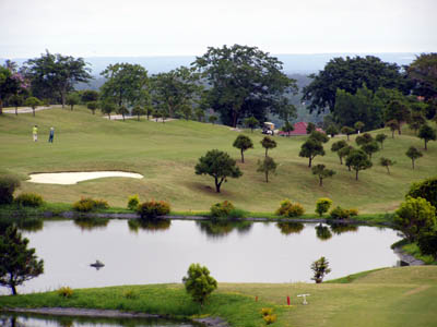 Evercrest Golf Course in Nasugbu Batangas