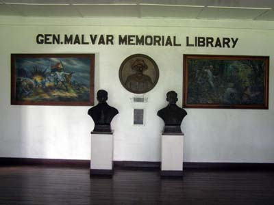 Gen. Malvar Museum and Library