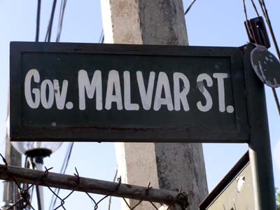 Malvar Museum is located at Gov. Malvar St.