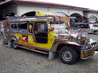 Batangas Jeepney - King of the Road