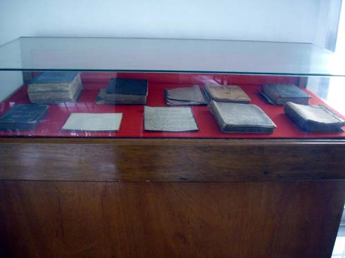 Mabini's Books - Mabini Shrine