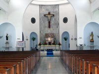 Mount Carmel Interior - Lipa City Batangas