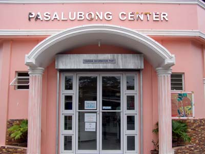 Pasalubong & Tourism Information Center