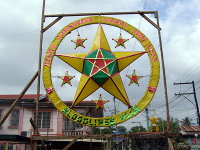 Philippines Christmas Parol
