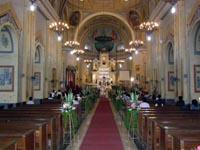 San Sebastian Interior - Lipa City Batangas