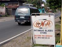 Balisong Road