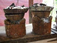 Bibingka Galapong Clay Pot Cooker - Batangas snacks