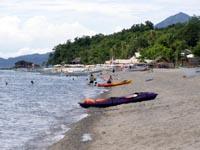 Blue Coral Beach