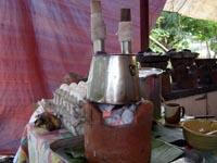 Puto Bumbong Steam Cooker - Batangas snacks