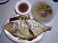 Sinigang na Maliputo - Batangas Food