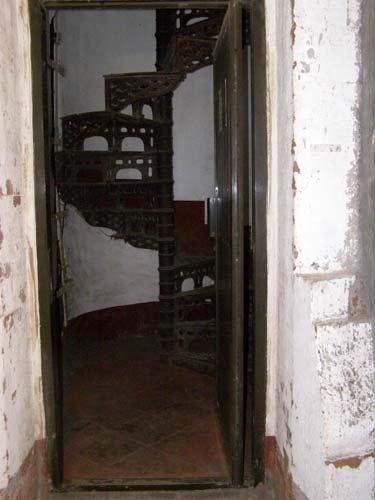 Calatagan Lighthouse Spiral Staircase
