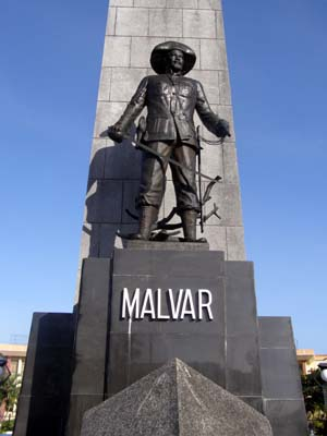 General Miguel Malvar's Monument at Sto. Tomas, Batangas