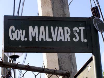 Malvar Museum is located at Gov. Malvar St.