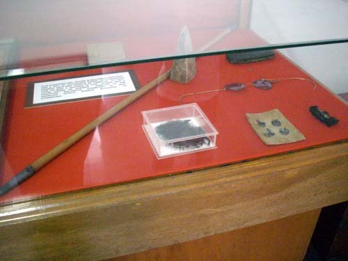 Mabini's Personal Belongings - Mabini Shrine