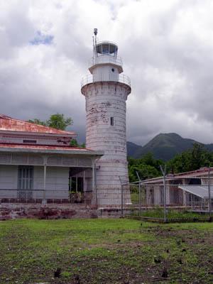 Cape Malabrigo or Faro de Punta de Malabrigo Lobo Batangas