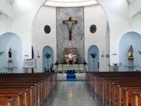 Mount Carmel Interior - Lipa City Batangas