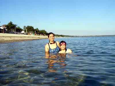 Laiya Beach San Juan Batangas Clear Water