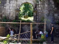 The Taal spring well is said to be miraculous
